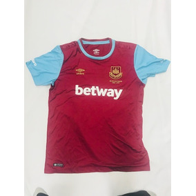 Camiseta De Fútbol West Ham Titu 15/16