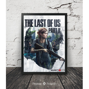 Quadro The Last Of Us Part 2