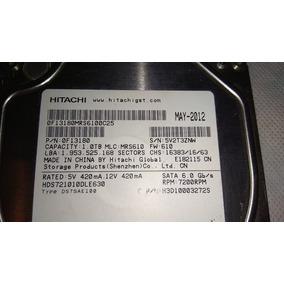 Discos Duro De 1 Tb Hitachi Para Repuestos