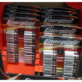 Kit De Pila Alcalina Aa Por48 + Aaa Por 32 Un Energizer Max