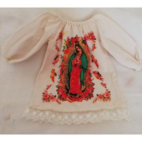 Vestido Guadalupano Y Traje De Juan Diego