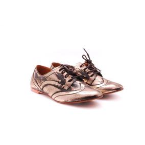 37060cd0b Sapatos Oxford Feminino Bicolor Atacado - Sapatos no Mercado Livre ...