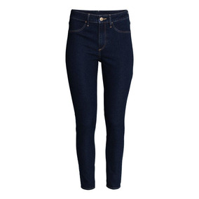 12 Jeans Pantalones Chupin Mujer Elastizados Calce Perfecto