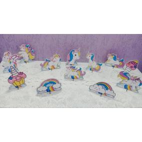 Novos Unicornios 12 Display De 15 A 20 Cm