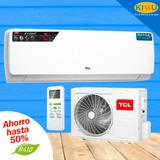 Aire Acondicionado Tcl 18000 24000 Btu Alta Eficiencia
