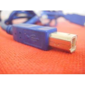 Cable Impresora Pc Modem Wi-fi Router Scaner. 2mts Rj45