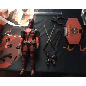 Deadpool Action Hot Similar Hot Toys Não É Hot Encomende