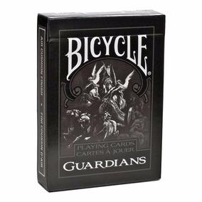 Cartas Poker Y Magia / Bicycle Guardians