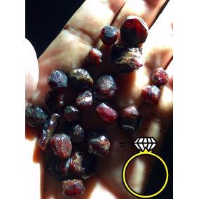 20g Granates En Bruto 100% Naturales Suerte Amuleto Talisman