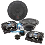 Diamante H600s Audio Pro 6.5-inch Componente Hexagonal Altav