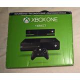 Xbox One 500 Gb Con Kinect Y Dos Controles