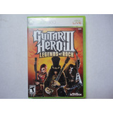 Guitar Hero 3 Xbox 360 Completo Original