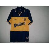 Camisa Boca Juniors Ano 1998 Tamanho G Nike
