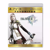 Final Fantasy 13 - Xiii - Ps3 -fisico Sellado