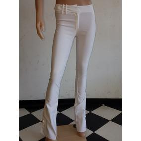 Pantalon De Bengalina Semi Oxford - Ropa y Accesorios Blanco en ... 7cee1a157833