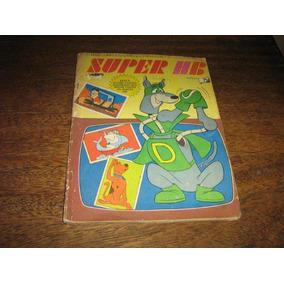 Album De Figurinhas Super Hb 77 Hanna-barbera Incompleto