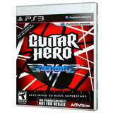 Juego Ps3 Guitar Hero Van Halen Ps3