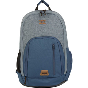 Mochila Billabong Command Pack Blue Mabkqbco