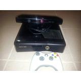 Xbox360 Slim 250gb Kinet + Rgh 2 Controles