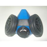 Máscara Semi Facial Top Air 2 P  2 Filtro Mecânico Ca.12944 5284d62f51