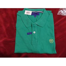 547f84e944 Camisa Polo Aeropostale Verde. R  159