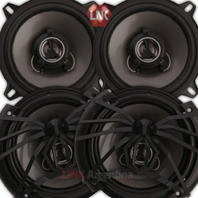 Combo 4 Parlantes Soundstream Af.653 6.5 300w + 5.25 250w