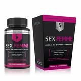 Disposição Sexual Feminina Sexfemme-60 Cp Estimulante Sexual