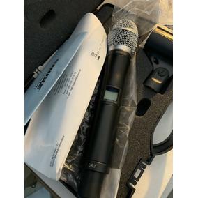 Microfono Shure Inalambrico Sm86 Nuevo