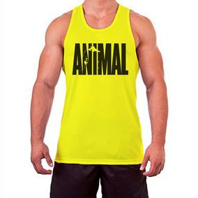 Regatas Animal Pak Camisetas Musculação Academia Gym a6800b4cc00