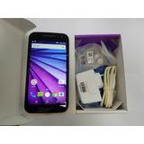 Smartphone Motorola Xt1550 Moto G 3° Geração Usado B3