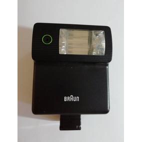 Flash Electronico Braun Hobby 140bc Nuevo (caja Vieja)