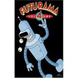 Futurama - Volumen 4 (2002) 4 Dvds