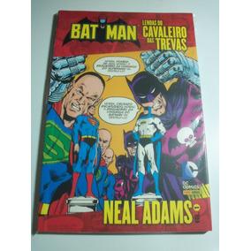 Lendas Do Cavaleiro Das Trevas - Neal Adams Vol. 1 (2015)