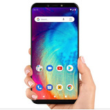 Telefono Blu Vivo Go 6.0hd+android 9+lector De Huellas