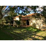 Rancho Com 4 Dormitórios À Venda, 200 M² Por R$ 370.000 - Zona Rural - Carmo Do Rio Claro/mg - Ra0002