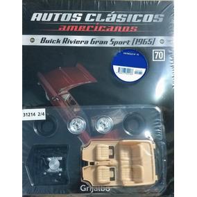 Autos Clasicos Americanos Para Armar - Fasiculo 70