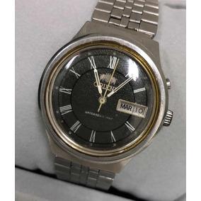 dbecacaad07 Cavedar Relógio Orient À Corda Manual Raridade Frete Grátis