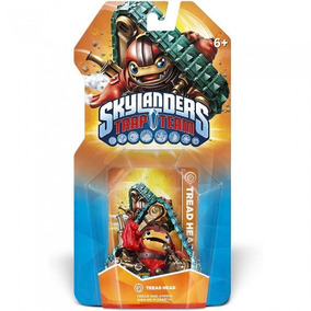 Skylanders Trap Team Tread Head