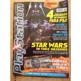 Revista Playstation - Nº 117 Frete 8,00 Para Todo O Brasil