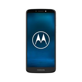Celular Libre Motorola E5 Plus Gris Oscuro