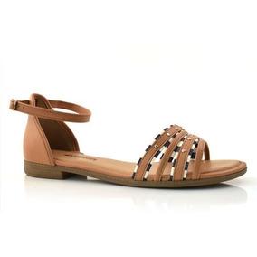 5a49aaec1c Sandalia Mississippi Nº 39 Feminino Rasteiras - Sapatos no Mercado ...