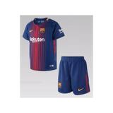 Uniforme Barcelona Infantil 2018 - Futebol no Mercado Livre Brasil b6c1c21b9c8e2