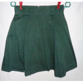 Remato! Falda Verde Talla Chica Armani Jeans Envio Gratis
