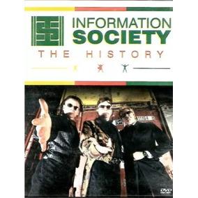 Dvd Information Society The History Lacrado