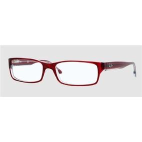 aa44bf011c Gafas Ray Ban Montura 5228 5112 Rojo 50 17 140 Originales - Gafas ...