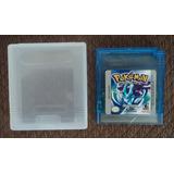 Pokemon Crystal Version Game Boy Color