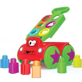Brinquedo Jogo Educativo Pedagógico Amicãozinho Caminhão