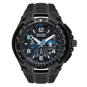 Relógio Orient Masculino Flytech Cronógrafo Mpttc001 P2px