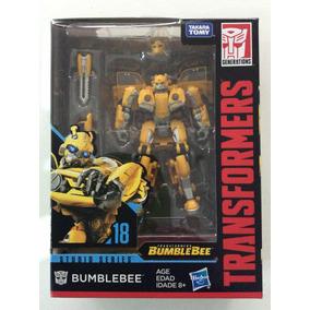 Bumblebee 18 La Película Transformer Vocho Original Hasbro