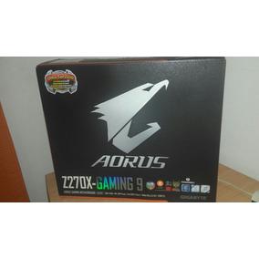 Motherboard Z270x-gaming 9 Lga 1151 Ddr4 4000+mhz
